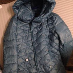 Finn Flare Down Jacket