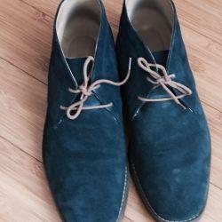Suede shoes Calvin Klein original