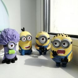 Minions any, all for 330