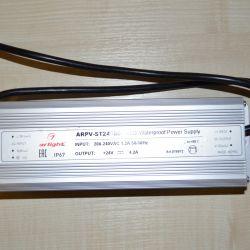 Arlight ARPV-ST24100 24V, 4.2A, alimentare 100W