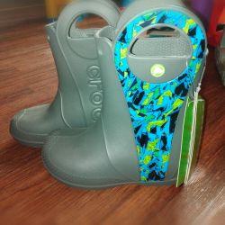 Boots Crocs p. 29 / s12 New