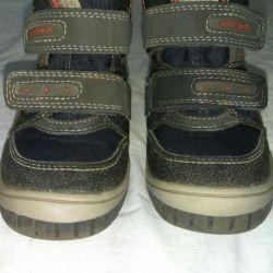 Çocuk ayakkabı Geox, İtalya, boyut 24