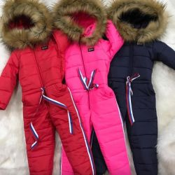 Winter overalls to order