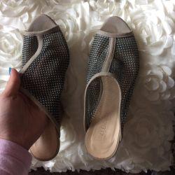 Туфли-сабо