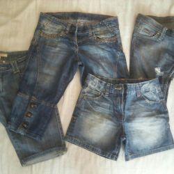 Shorts, breeches