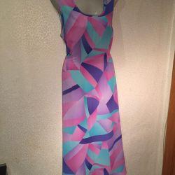 Bright jelly dress