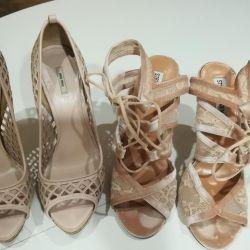 Продам туфлі розмір 38