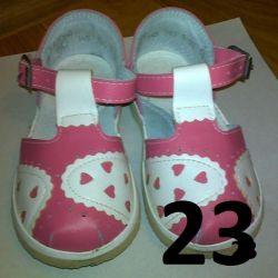 Sandals d / girl size insole