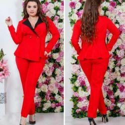 Kırmızı pantolon s.52