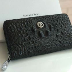 Clutch Wallet Purse Stefano Ricci