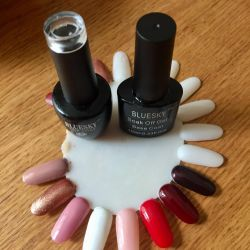 Gel-lacquers, base, top