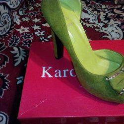 Νέα παπούτσια Karolina p.40