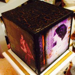 Декоративный куб