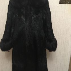 Nutria coat