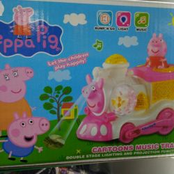 Game set Peppa Pig St. Petersburg in St. Petersburg