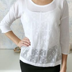 Новый пуловер La Redoute, размер 42-44