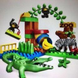 LEGO duplo fun zoo