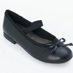 Genuine leather geox ballet flats