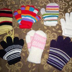 Γάντια για 1-3 χρόνια