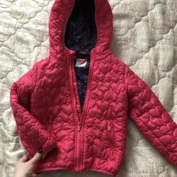 ? Jacket for girls 2-4 years