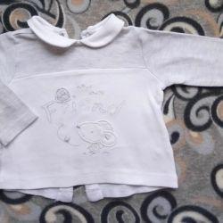 Bluza pentru bebelusi