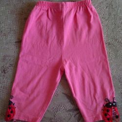 Breeches for girl 1 and 2 years