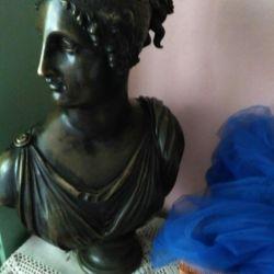 Bust of Psyche Author Canova