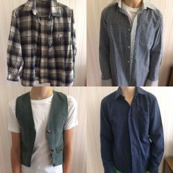 Clothes for school and summer