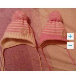 Pălărie roz 38p