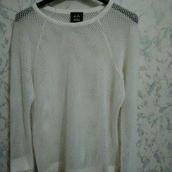 Sweatshirt mesh