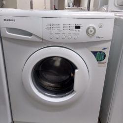 Πλυντήριο ρούχων samsung. Εγγύηση. Ναυτιλία