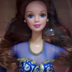 Portrait in Blue Barbie 1997