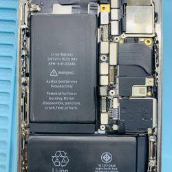 Αντικατάσταση της μπαταρίας του iPhone X / Akb iPhone 10 X
