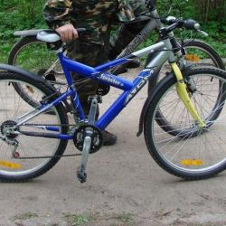 Bicycle Atom Forester S