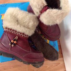 Winter boots. kotofey. 27 size
