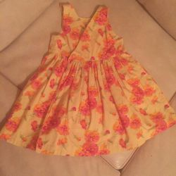 Cacharel dress for 2 years