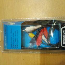Кабель Audio cable Thomson KBA202
