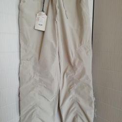 Capri pants large size