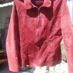 Jacket (suede)