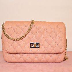 New pink bag living coral