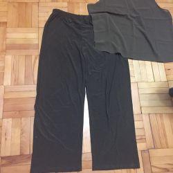 Pantolon yaz 56-58 boyutu ...