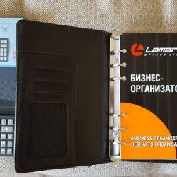 Organizer notebook diary