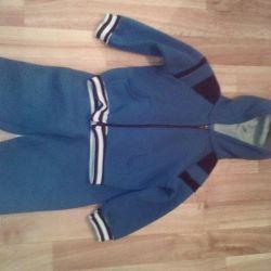 Παιδική αθλητική στολή με μπουφάν