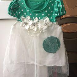 Φόρεμα για 6 μήνες