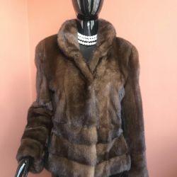 Mink coat 44-46