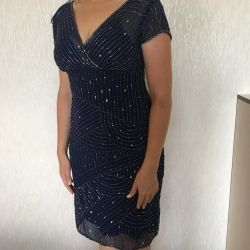 The dress 44-46 size