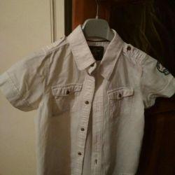 Erkek çocuk için gömlek, s. 122