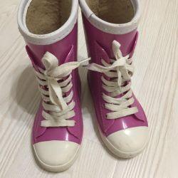 Καουτσούκ μπότες μία-26