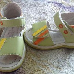 Sandals (sandals) for children 20