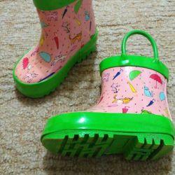 Rubber boots 13cm, 20p
